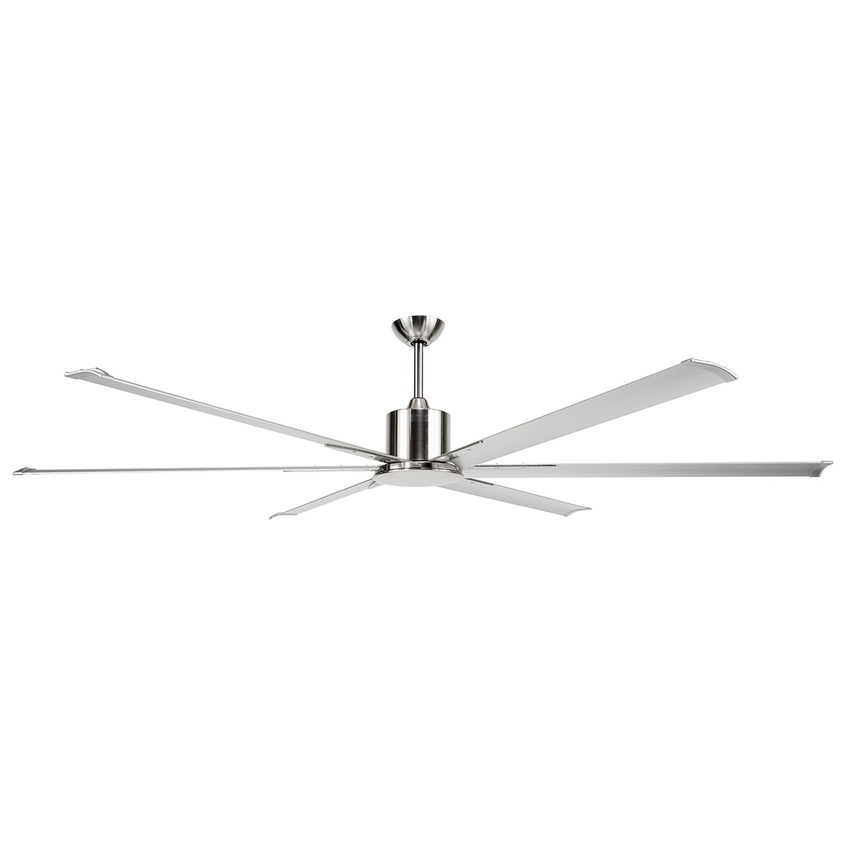 Large ceiling fans big fans for large rooms lumera living 33 maelstrom silver main aloadofball Image collections