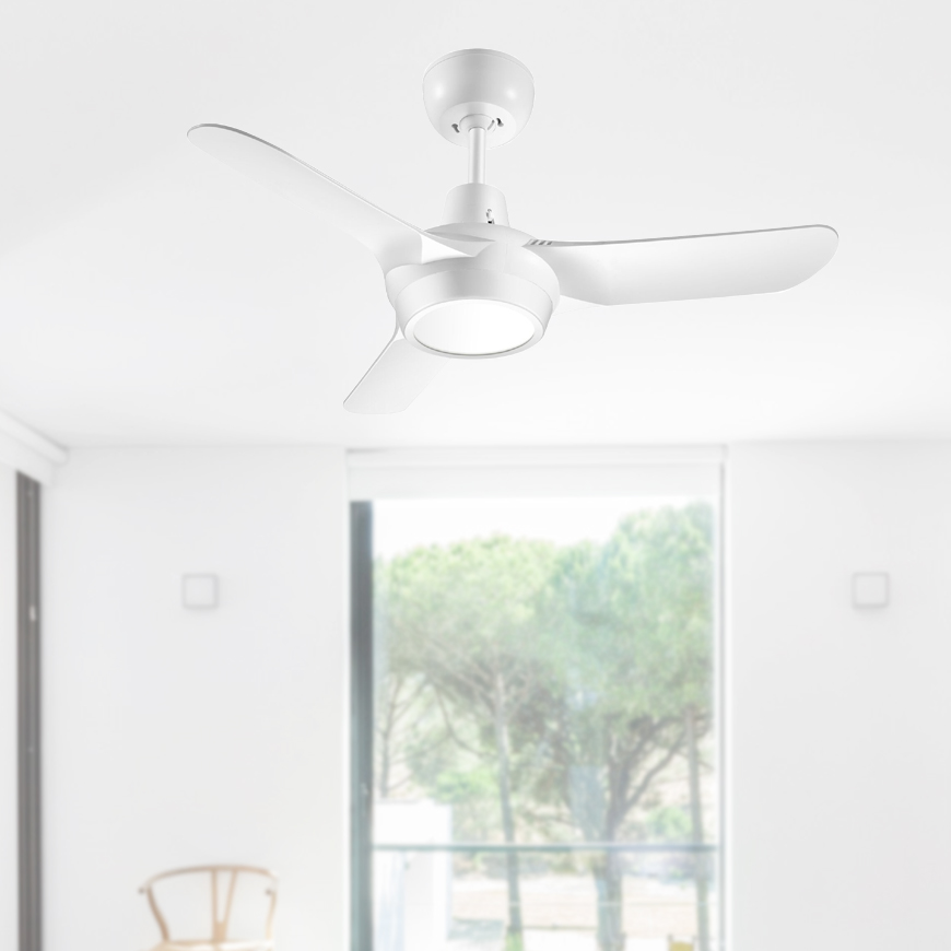 light from product invisible fan ceiling modern inch chandelier blades led lamp living room european fans
