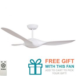 Extra high airflow ceiling fans high air movement performance origin ceiling fan dc motor 56 white mozeypictures Images