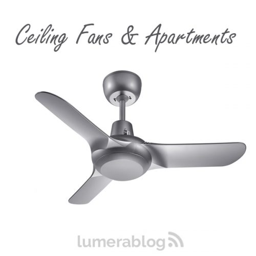 ceiling fan for apartments