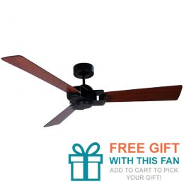 Vento Otten Ceiling Fan Black