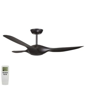 black origin ceiling fan fanco
