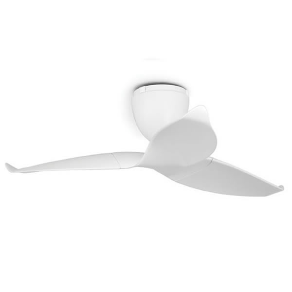 Aeratron Ceiling Fan Ae3 Dc Motor 50 With Remote White