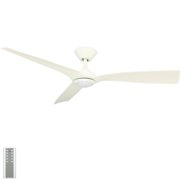 Mercator Trinidad Iii Dc Ceiling Fan With Led Light