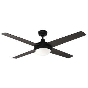 Urban 2 Outdoor Ceiling Fan Black E27