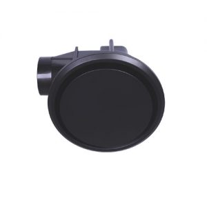 mercator novaline round black exhaust fan