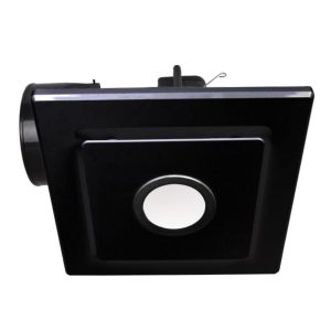 mercator emeline II square 240 led black