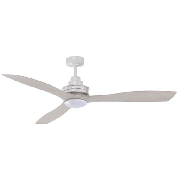 FC768143WH Clarence Ceiling Fan White
